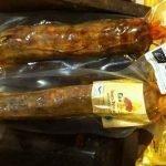 Chorizo Ecológico bellota tipo cular.1 Kilo