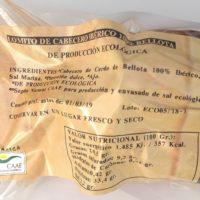 ¡NOVEDAD2018! LOMITO ECOLÓGICO DE CABECERO BELLOTA 100% IBÉRICO. ECOIBÉRICOS®. 1 Kg
